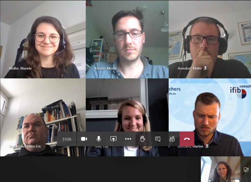 ifib consult: MEP-Team